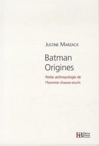 Batman Origines cover